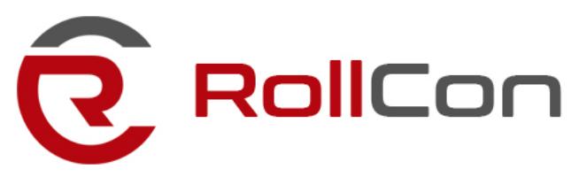 RollCon GmbH - Rollcontainer für die Feuerwehr-Logo