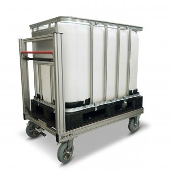 Rollcontainer IBC